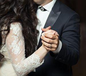 Bruiloftsliedje gepersonaliseerd